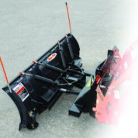 Curtis Industries Introduces Improved Sno-Pro Front End Loader Plow Blades