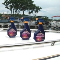 Prolong Waterless Wash & Shine Ideal For Boat Industry, Personal Watercraft