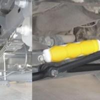 Daystar's Shock & Steering Stabilizer Armor