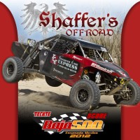 Shaffer Motorsports Bitten By Woes At Baja 500
