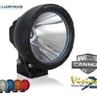 Light Cannon LED Light by Vision X - Shining with Unprecedented Distance and Versatility