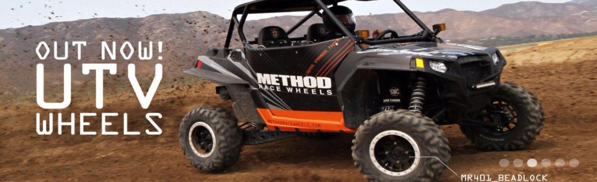 Method Race Wheels Enters UTV Market With FULL Wheel Lineup