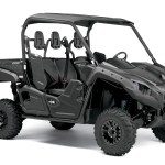 Yamaha Announces New Tactical Black VIKING(tm) EPS 4×4