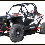 NEW DragonFire Door Panel & Slammer Kit For The Polaris RZR XP1K