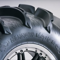 ITP Tires Adds 'Mammoth' Mud Tire to Mayhem Line