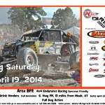 Big Saturday Dirt Riot Race in Moab this Weekend at AreaBFE