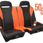 PRP Seats Releases the First Front Bench for the Polaris RZR XP 1000