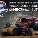 The 2016 UTV World Championship TV Show to Premiere on NBC Sports Wednesday, June 29th at 3pm EST / Noon PST