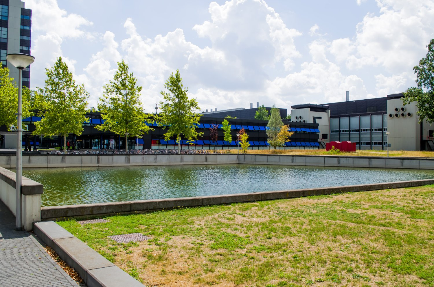 Luchtbehandelingskast Zwembad Thema S Energie Campus Facility Management