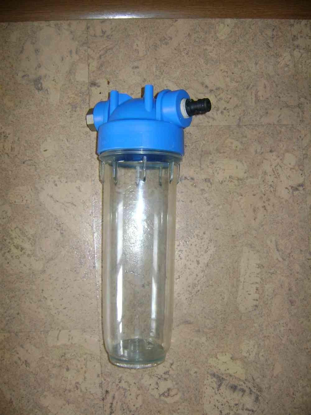 Фильтр для помпы своими руками