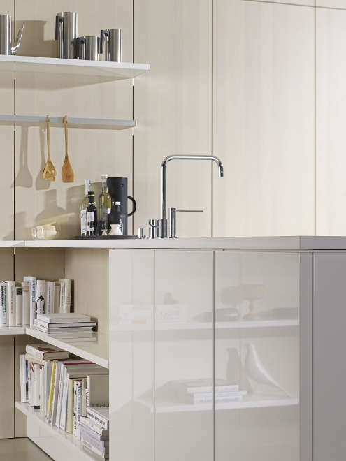 Haken Keuken Siematic Floatingspaces Wandsysteem - Product In Beeld