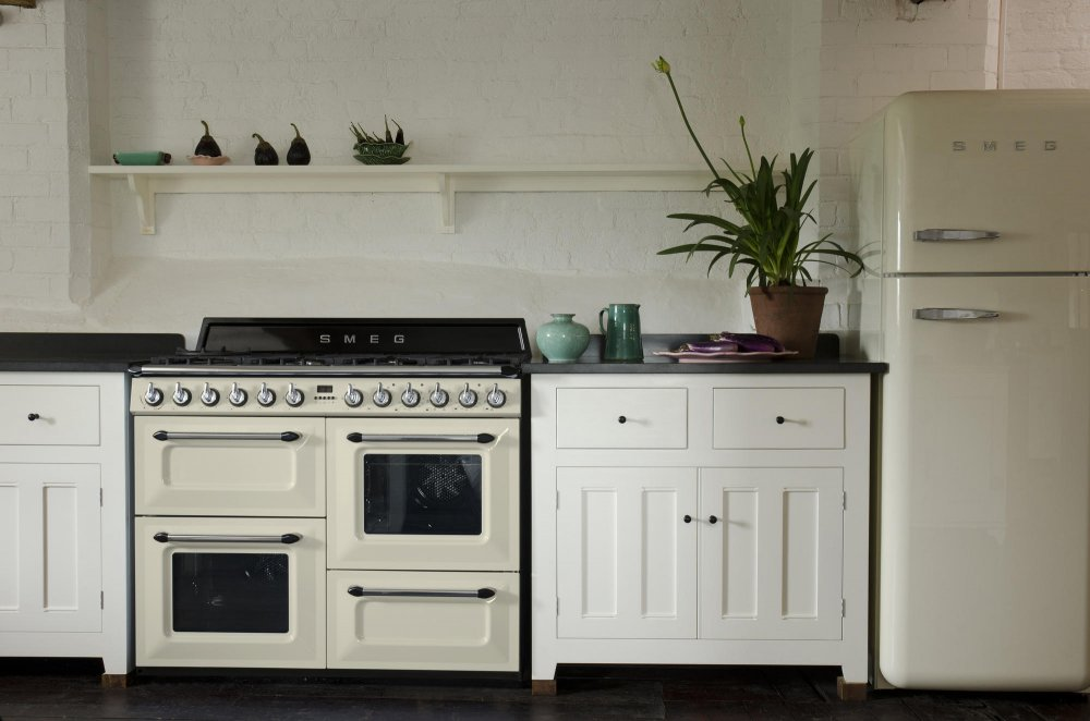 Smeg Inductie Fornuis Smeg Fornuis Victoria Tr4110 - Product In Beeld