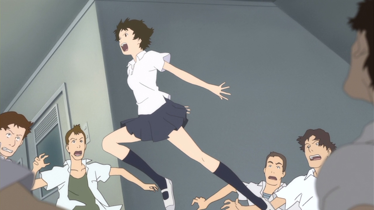 Girl Falling Through The Air Wallpaper Arrietty Competition And Other Ramblings Uwanime Wordpress