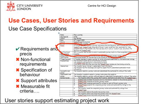 Use Cases, User Stories and Requirements UX Apprentice - user story template