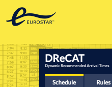Eurostar – Dynamic Recommended Arrival Times