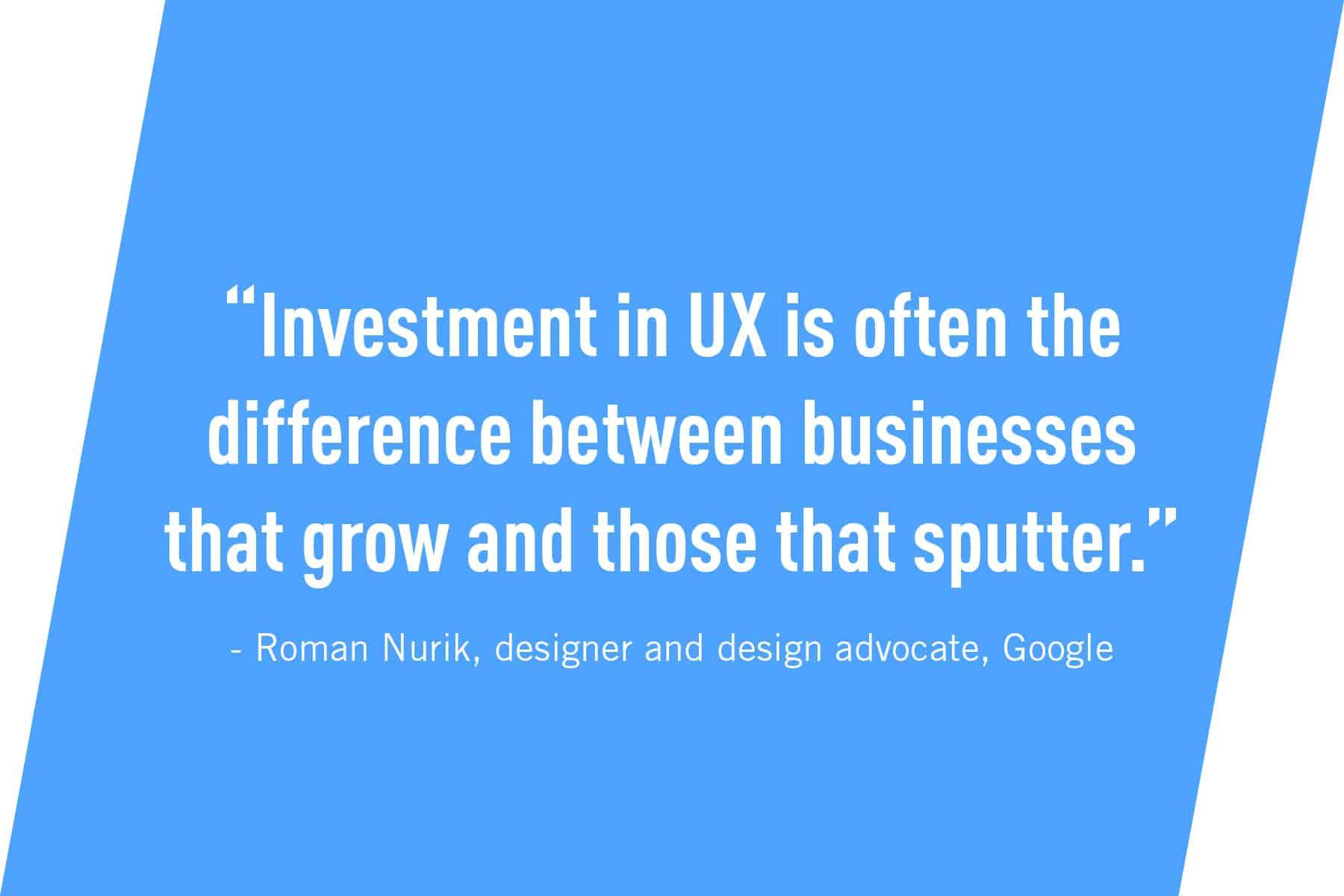 Invest Companies What S The Impact Of Investing In Ux Ux Mastery