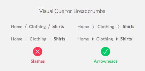 breadcrumb-cues