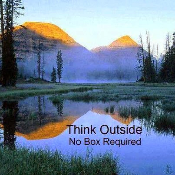 ThinkOutsideBox Inspiration