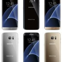Samsung Galaxy S7: Neue Bilder mit allen Farben geleakt - Edge-Wölbung auch auf Rückseite
