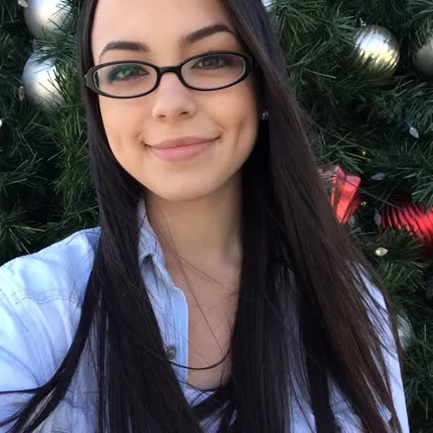 Cute Girl Glasses Wallpaper Watch Vanessa Merrell S Vine Quot Seems Like Every Year We