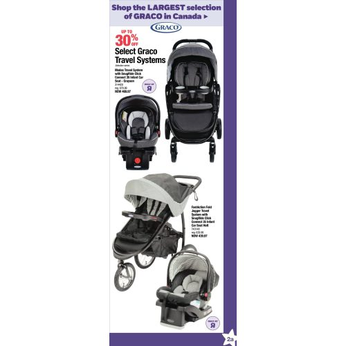 Medium Crop Of Graco Modes Click Connect Travel System