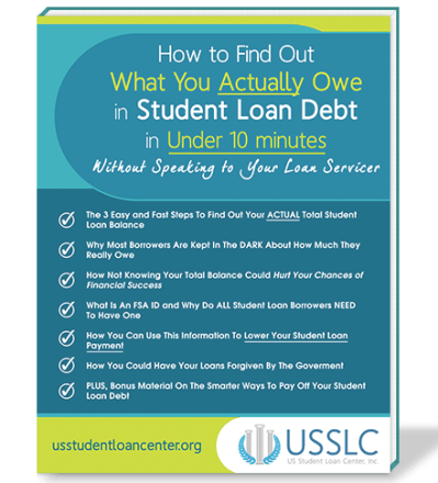 How To Find Out What You Actually Owe In Student Loan Debt