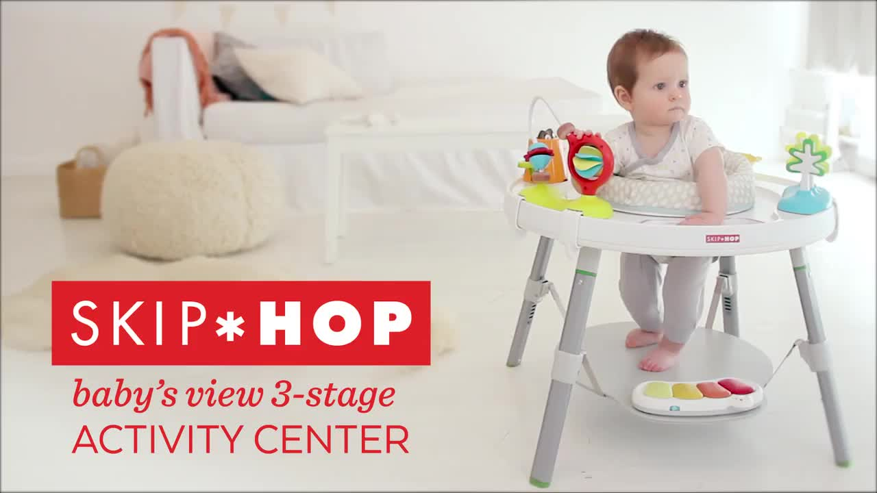 Baby Activity Center Skip Hop Explore More 3 Stage Activity Center