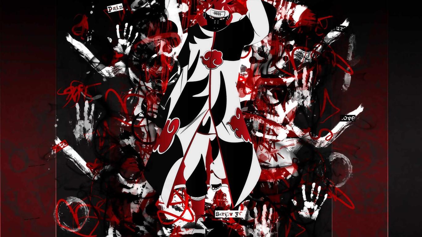 Background Hd Wallpaper Girl Naruto 火影忍者高清动漫壁纸24 1366x768 壁纸下载 Naruto 火影忍者高清动漫壁纸