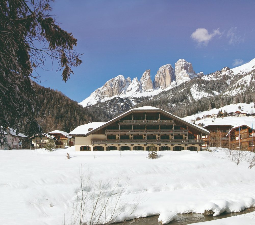 Hotel Il Caminetto Canazei Booking Deluxe Hotel Amongst The Dolomite Peaks