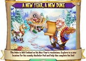 Castleville Duke's New Year's Resolution Quest