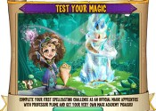 Castleville Mage Academy Spellcasting Quest