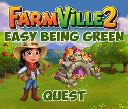 Farmville 2 Easy Being Green Quests