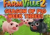 Farmville 2 Seasons of Pig Third Week