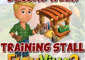 Farmville 2 Seconde Week Training Stall