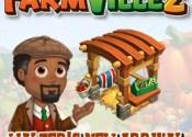 Farmville 2 Walter's New Arrival