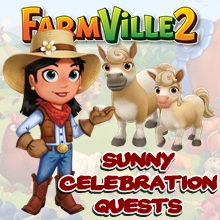 Farmville 2 Summer Celebration Quests