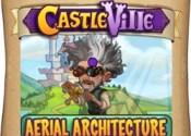 Castleville Aerial Architecture