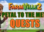Farmville 2 Petal to the Medal