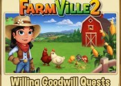 Farmville 2 Willing Goodwill Quests