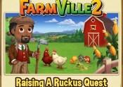 Raising A Ruckus Quest