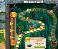 Farmville 2: Country Escape Halloween Quests