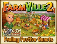 Farmville 2: Feeling Festive Guide