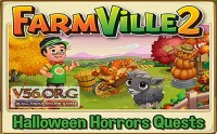 Farmville 2: Halloween Horrors Guide