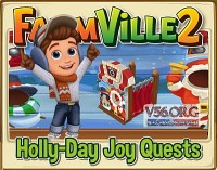 Farmville 2: Holly-Day Joy Quests Guide