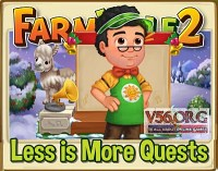 Farmville 2: Less is More Guide