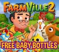 Farmville 2: FREE Bottle Packs x2 (February 9)