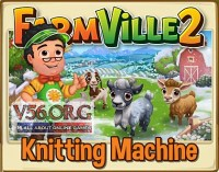 Farmville 2: Knitting Machine Preview