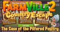 Farmville 2: The Case of the Pilfered Poultry C.E.