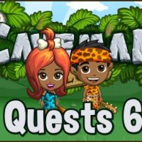 Farmville Caveman Club Quests 6