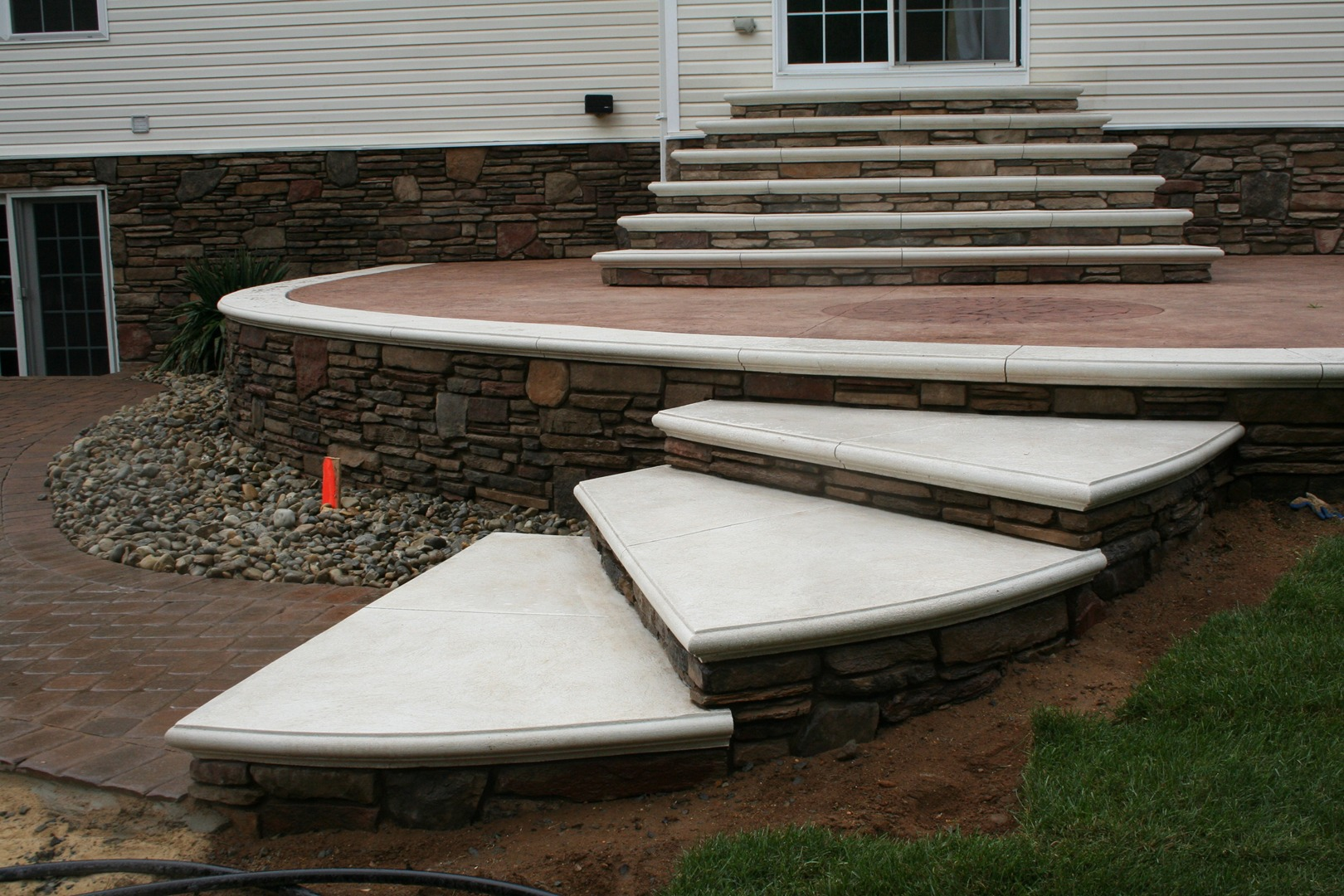 Photo Gallery Of Concrete And Masonry Projects In New Jersey